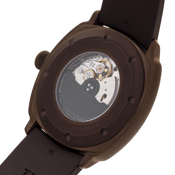 Часы JeanRichard 1681 60320-11-852-FKBA