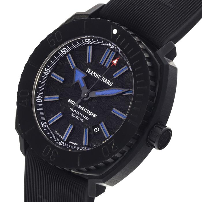 Часы JeanRichard Aquascope 60400-11G606-FK6A