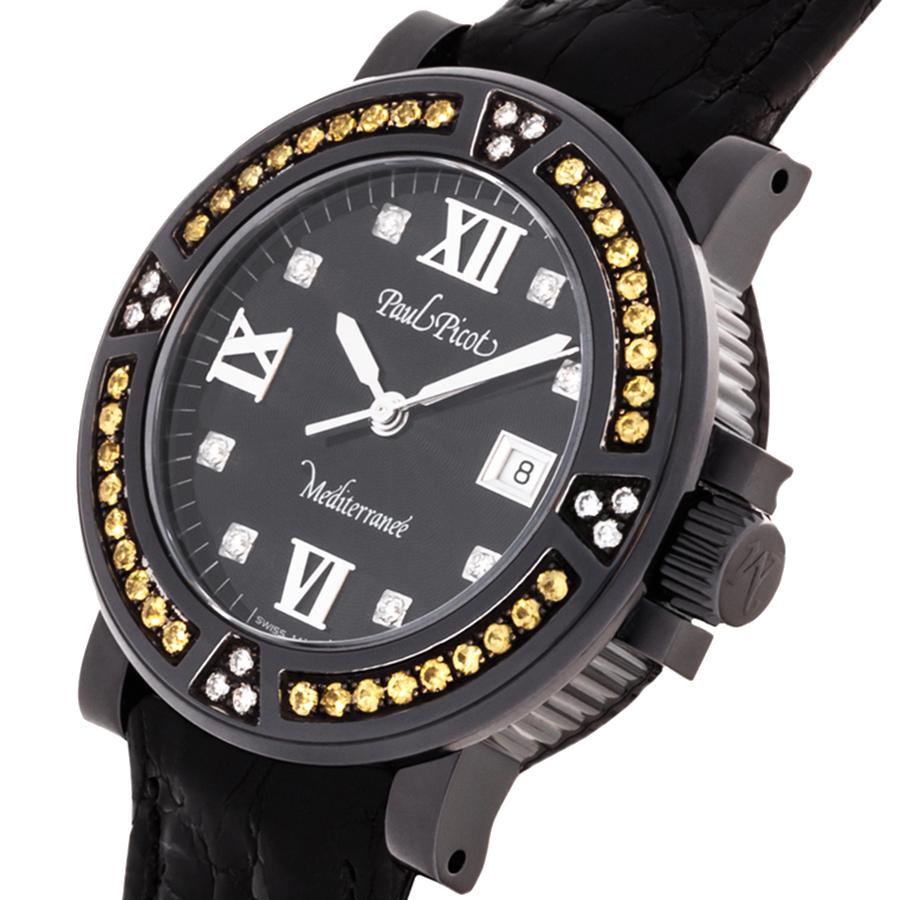 Часы Paul Picot Mediterranee P4108N.20D12SJ36.3D1CY001
