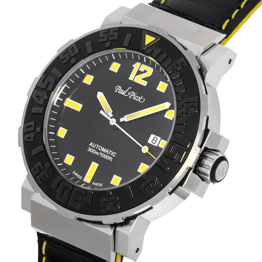 Часы Paul Picot C-Type Classic P4118.SGN.N.3412CM001
