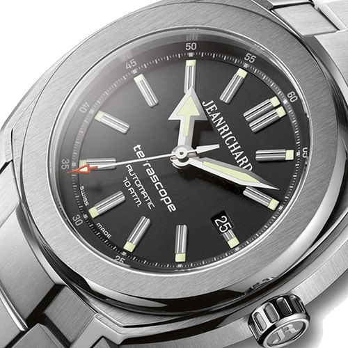 Часы JeanRichard Terrascope 60500-11-601-11A, фото