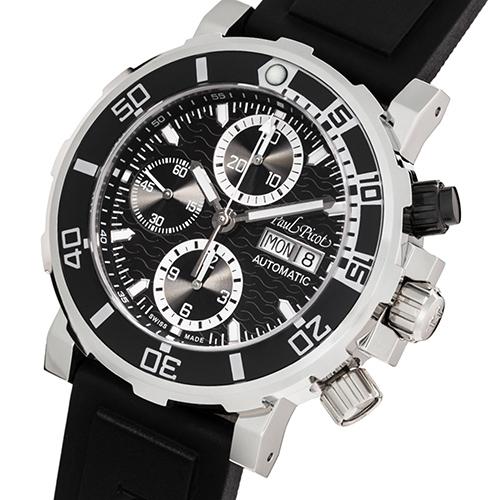 Часы Paul Picot C-Type Yachtman 3 Chronograph P1127NBLS.SG.4000.3614 , фото