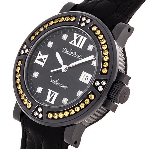 Часы Paul Picot Mediterranee P4108N.20D12SJ36.3D1CY001, фото