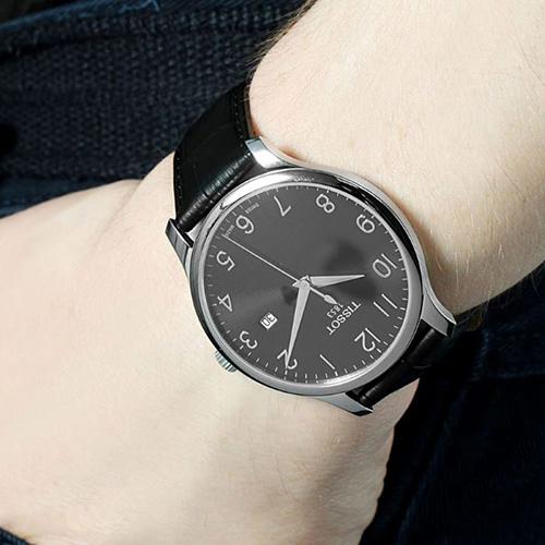 Часы Tissot Tradition T063.610.16.052.00, фото