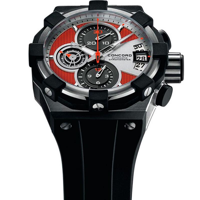 Часы Concord C1 Chrono 0320007