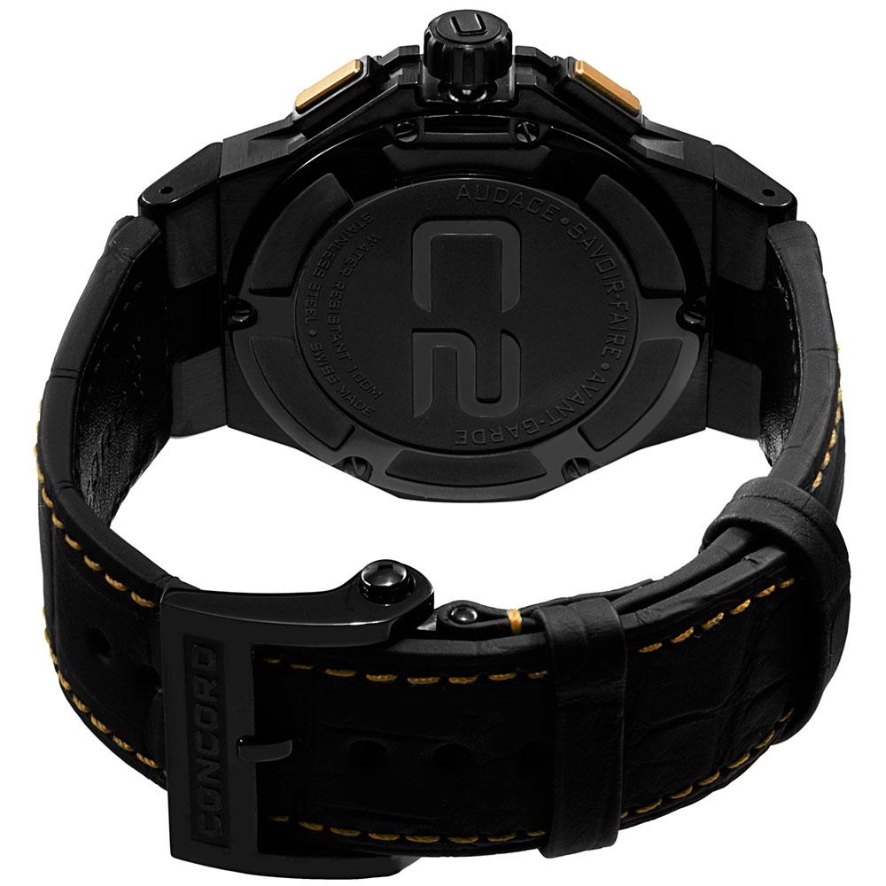 Часы Concord C2 Chronograph 0320189