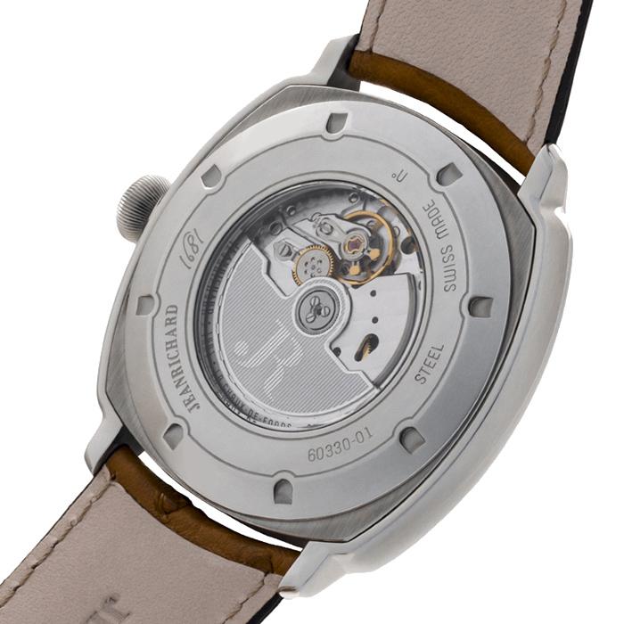 Часы JeanRichard 1681 60330-11-B31-QDP0