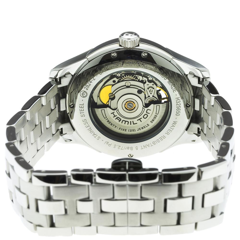Часы Hamilton Jazzmaster Open Heart H32565135