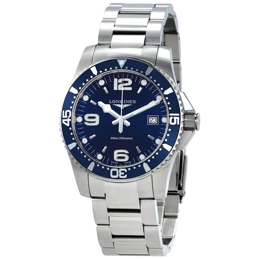 Часы Longines HydroConquest L3.740.4.96.6