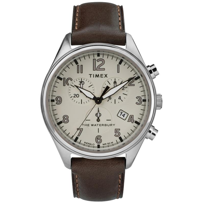 Часы Timex Waterbury Chrono Tx2R88200