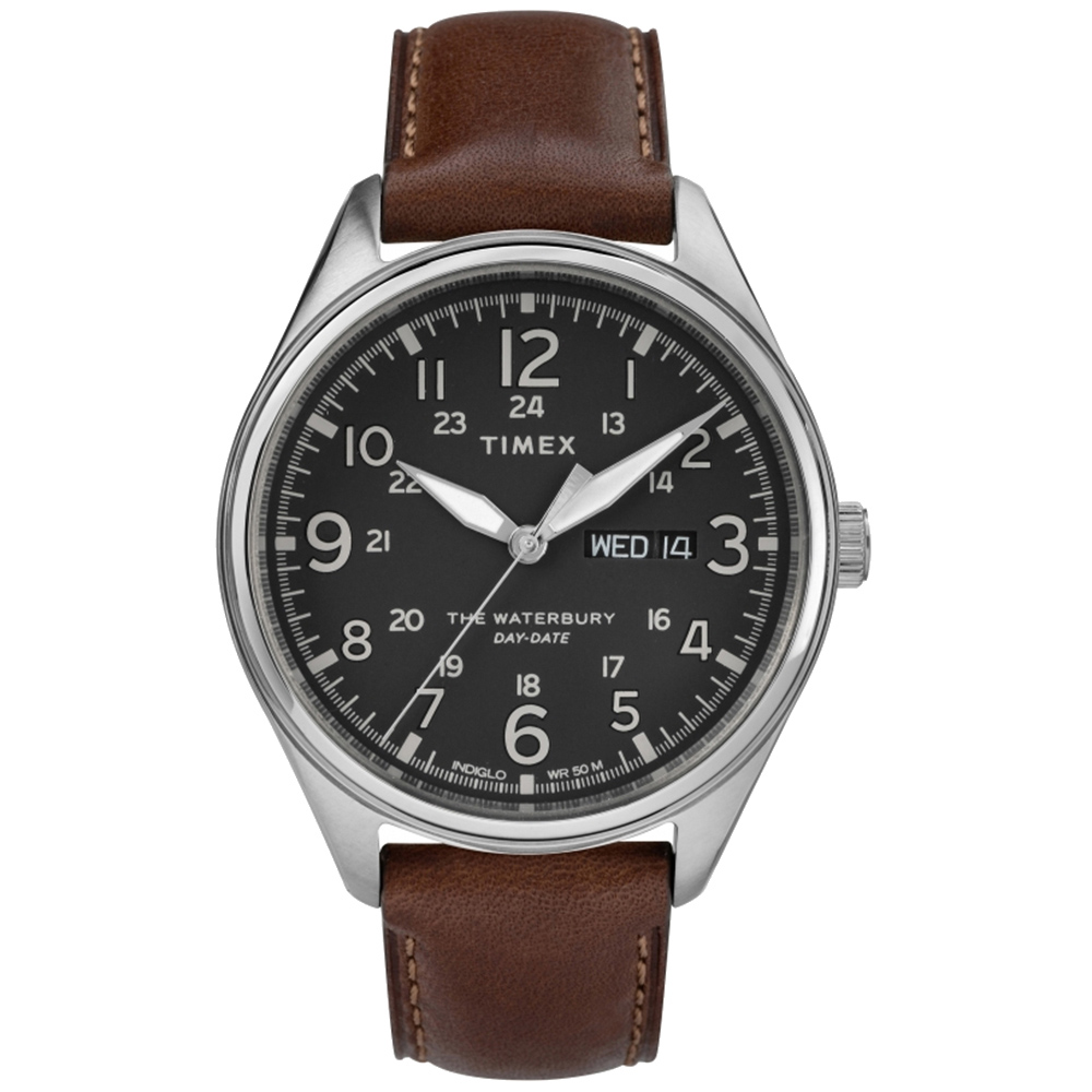 Часы Timex Waterbury Day Date Tx2R89000