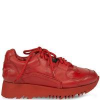 Красные кроссовки N21 для женщин, фото