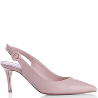 Туфли-слингбеки Bianca Di с острым носком, фото