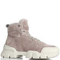 Замшевые ботинки Kennel & Schmenger в спортивном стиле, фото