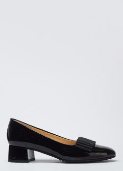 Лакированные туфли Brunate с квадратным носком, фото