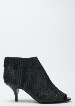 Черные босоножки Givenchy на шпильке, фото