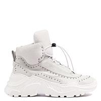 Высокие кроссовки Fru.It белого цвета, фото