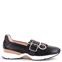 Спортивные туфли Camerlengo с декоративными пряжками, фото
