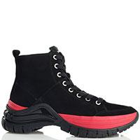 Высокие кроссовки Calvin Klein Timotha на массивной подошве, фото