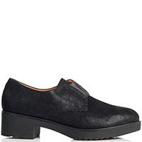 Туфли без шнуровки Mot-Cle с эластичной вставкой, фото