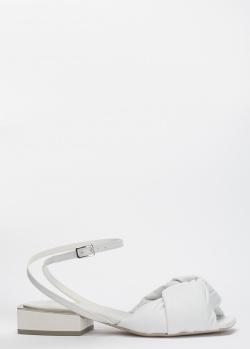 Босоножки Vic Matie из белой кожи, фото