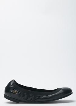 Туфли-балетки Givenchy из гладкой кожи, фото