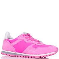 Женские кроссовки Liu Jo ярко-розового цвета, фото