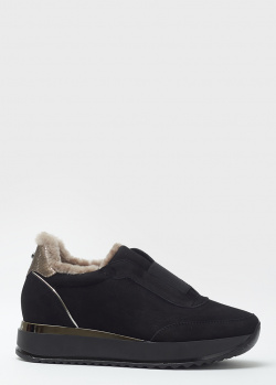Зимние кроссовки Kelton без шнуровки, фото