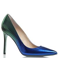 Женские туфли на шпильке Nando Muzi с лаковым блеском, фото