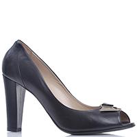 Черные туфли Norma J.Baker с декором на носке, фото