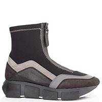 Ботинки на молнии Vic Matie с толстой подошвой, фото