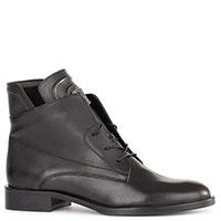 Ботинки Helena Soretti черного цвета, фото