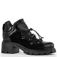 Низкие ботинки Fru.It на шнуровке, фото