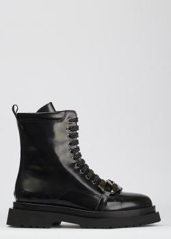 Ботинки Laura Bellariva с цепью-декором, фото