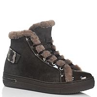 Зимние ботинки Giada Gabrielli с декоративным ремешком, фото