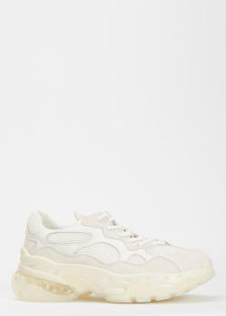 Белые кроссовки Miss Sixty на толстой подошве, фото