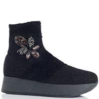 Ботинки-чулки Marzetti на платформе, фото