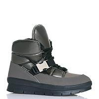 Коричневые ботинки Jog Dog с застежкой-фастекс, фото