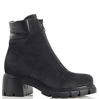Женские ботинки Fru.it с молнией на подъеме, фото