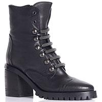 Ботинки Fru.It на среднем каблуке, фото