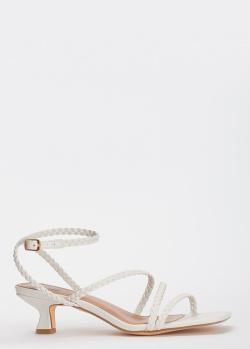 Босоножки Bibi Lou с тонкими плетенными ремешками, фото