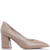 Нюдовые туфли Loriblu с острым носком, фото