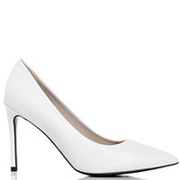 Белые туфли Loriblu на шпильке, фото