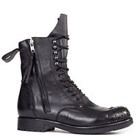 Женские ботинки Fru.It с перфорацией на носке, фото