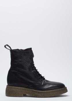 Зимние ботинки Fru.It с контрастной подошвой, фото