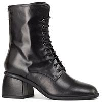 Высокие ботинки Ma&Lo черного цвета, фото