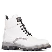 Женские ботинки Stokton белого цвета, фото