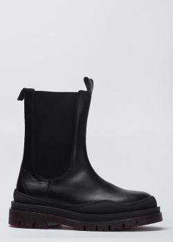 Ботинки Stokton из натуральной кожи, фото