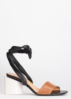 Босоножки Halmanera на завязках, фото