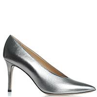 Туфли Fabio Rusconi серебристого цвета, фото